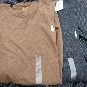 NWT Mens Polo tees